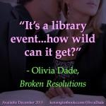 Broken Resolutions 1