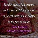 Yarned & Dangerous 1