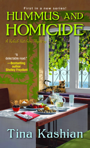 Hummus and Homicide - Final Cover