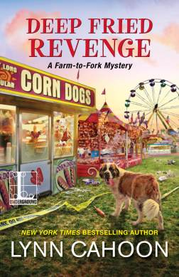 Deep Fried Revenge ebook