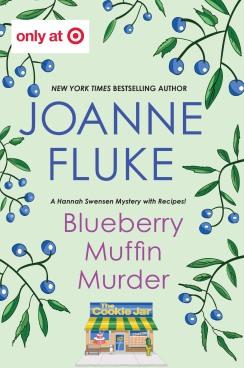 Blueberry Muffin murder-TARGET
