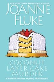 Coconut Layer Cake Murder HC