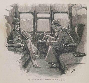 Sidney Paget - Illustrator - Strand Magazine - 1892