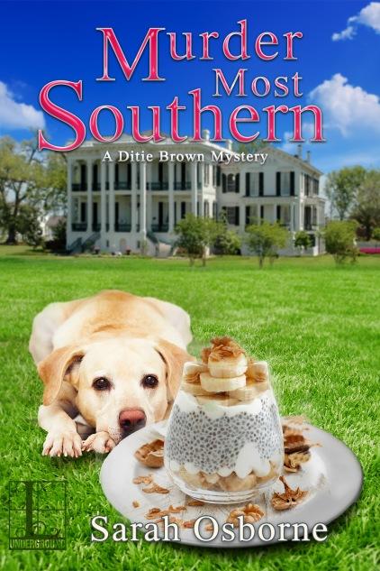 Murder Most Southern by Sarah Osborne